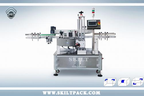 Carton Corner Labeling Machine