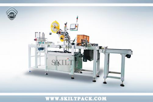 Bag Paging & Labeling Machine