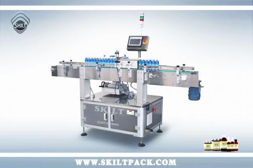 Juice/Jam Sticker Labeling Machine