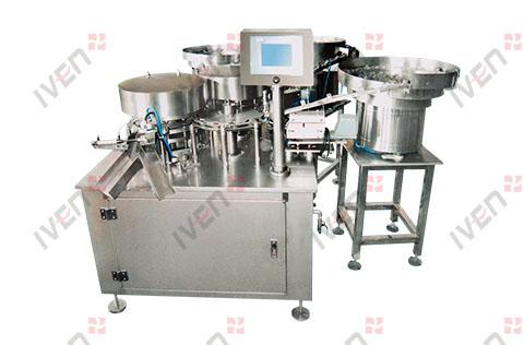 Automatic PP Cap Assembly Machine