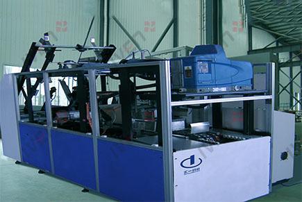 Auto Hot Melt Adhesive Sealing and Packing Machine