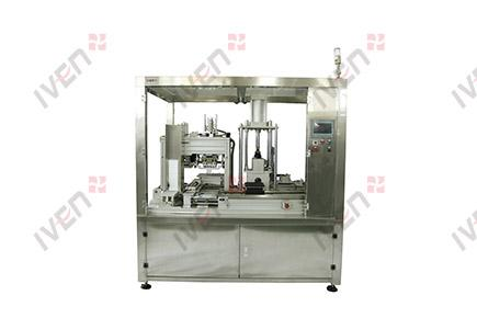Automatic vacuuming & Tray Loading Machine