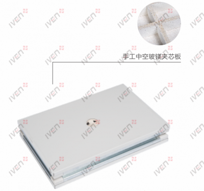 Handmade Hollow Glass Magnesium laminboards