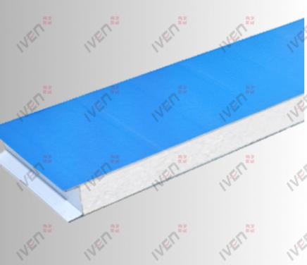 Mechanism foam color steel laminboards