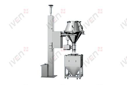 Lifting Turnover Granulator  for Fluid Bed Granulator Bowl