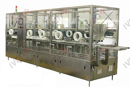 Vial Filling-Sealing Machine