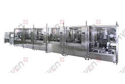 Modular Type Blood Collection Tube Production Line