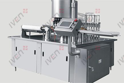 Syrup Filling-Capping Machine
