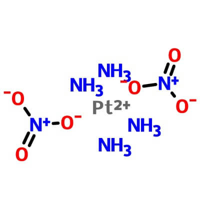 Tetraammineplatinum Dinitrate,20634-12-2,(NH3)4.Pt(NO3)2