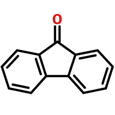 9-Fluorenone,486-25-9,C13H8O
