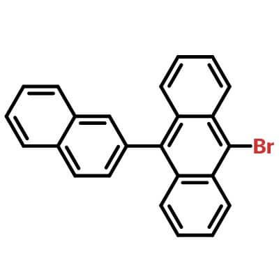 9-Bromo-10-(2-naphthyl) anthracene,474688-73-8,C24H15Br