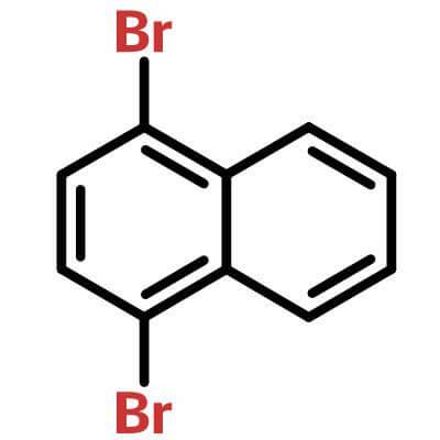 1,4-Dibromonaphthalene,83-53-4,C10H6Br2