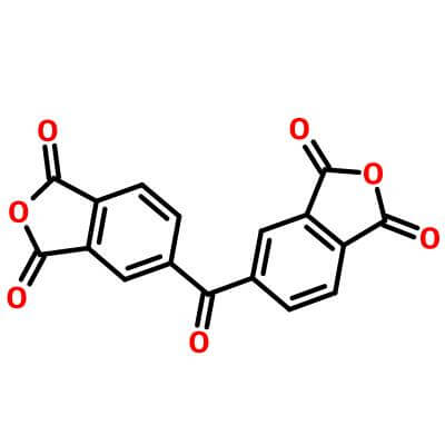 3,3',4,4'- Benzophenone - tetracarboxylic dianhydride _ 2421-28-5 _C17H6O7 _BTDA
