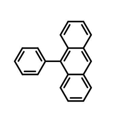 9-Phenylanthracene_602-55-1_C20H14