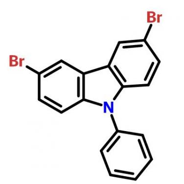 3,6- Dibromo-9- Phenylcarbazole , 57103-20-5 , C18H11Br2N?