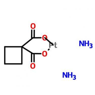 Carboplatin,41575-94-4,C6H12N2O4Pt