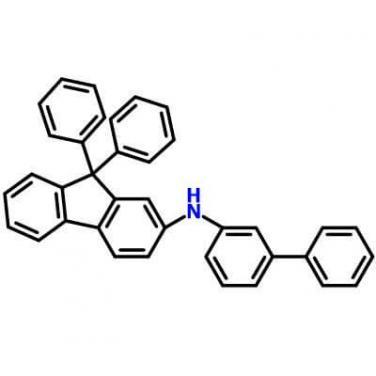 N-([1,1'-Biphenyl]-3-Yl)-9,9-Diphenyl-9H-Fluoren-2-Amine,1607480-14-7