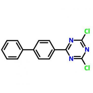 2-[1,1-Biphenyl]-4-yl-4,6-Dichloro-1,3,5-Triazine,10202-45-6,C15H9Cl2N3