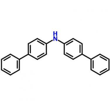 Bis(4-biphenylyl)amine,102113-98-4,C24H19N