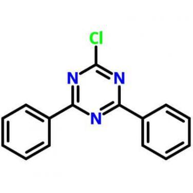 2-Chloro-4,6-Diphenyl-1,3,5-Triazine,3842-55-5,C15H10ClN3
