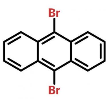 9,10-Dibromoanthracene,523-27-3,C14H8Br2