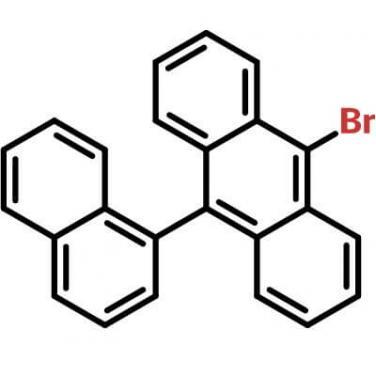 9-Bromo-10-(1-naphthalenyl) anthracene,400607-04-7,C24H15Br