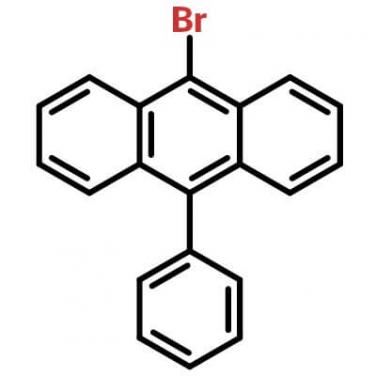 9-Bromo-10-phenylanthracene,23674-20-6,C20H13Br
