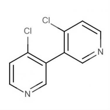 4,4'-Dichloro-3,3'-bipyridine,27353-36-2,C10H6Cl2N2