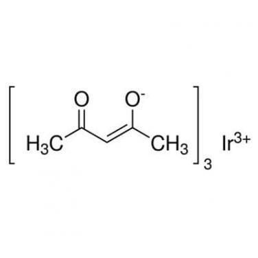 Iridium(III) Acetylacetonate,15635-87-7,C15H21IrO6