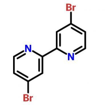 4,4'-Dibromo-2,2'-bipyridine,18511-71-2,C10H6Br2N2