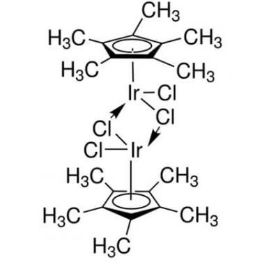(Pentamethylcyclopentadienyl)Iridium(III) Chloride Dimer,12354-84-6,C20H30Cl4Ir2