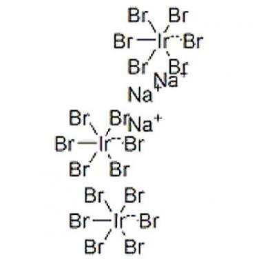 Trisodium HexabromoIridate,52352-03-1,Br6IrNa3