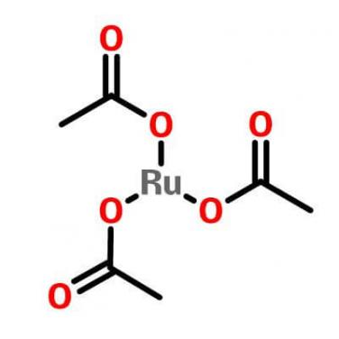 Ruthenium(III) Acetate,72196-32-8,C6H9O6Ru