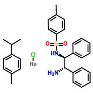 RuCl(P-Cymene)[(S,S)-Ts-DPEN],192139-90-5,C31H35ClN2O2RuS