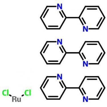 Tris(2,2′-Bipyridyl)Ruthenium(II) Chloride Hexahydrate,14323-06-9,C30H24Cl2N6Ru