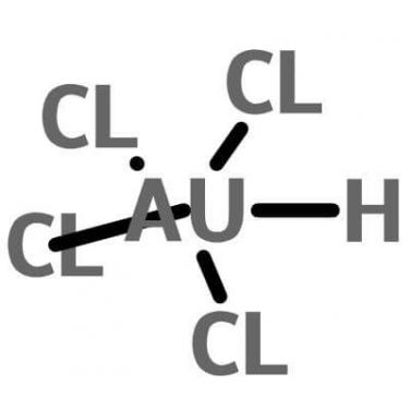 Chloroauric Acid,16903-35-8,HAuCl4