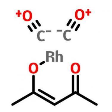 Dicarbonylacetylacetonato Rhodium(I),14874-82-9,C7H7O4Rh