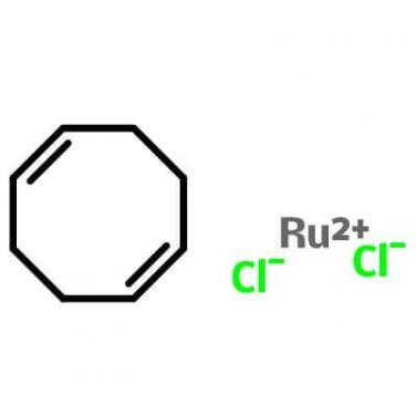 Dichloro(1,5-Cyclooctadien)Ruthenium(II) Polymer,50982-13-3,(C8H12Cl2Ru)N