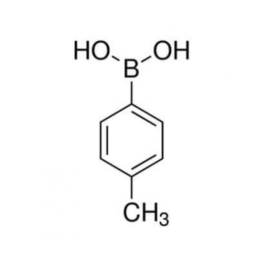 4-Methylphenylboronic Acid,5720-05-8,​C7H9BO2​
