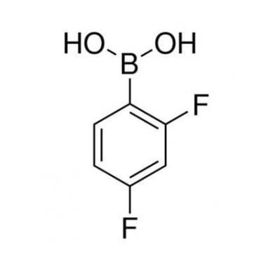 2,4-Difluorophenylboronic acid,144025-03-6,?C6H5BF2O2?