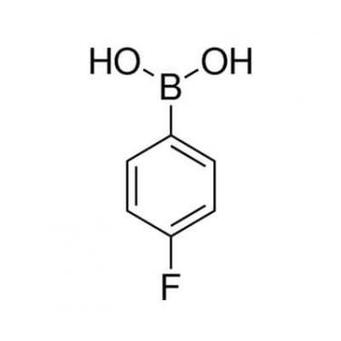 4-Fluorobenzeneboronic acid,1765-93-1,?C6H6BFO2?