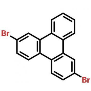 2,7-Dibromotriphenylene,888041-37-0,C18H10Br2