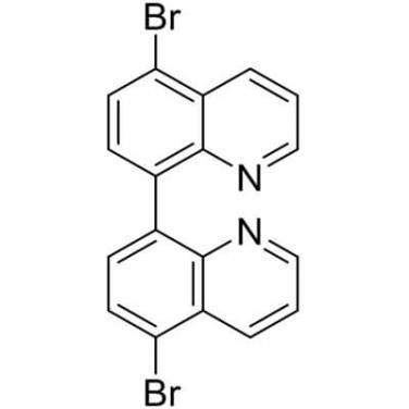5,5-dibromo-8,8-biquinoline,1148152-49-1,C18H10Br2N2?