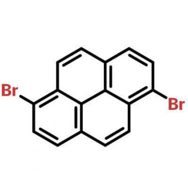 1,6-Dibromopyrene,27973-29-1,C16H8Br2