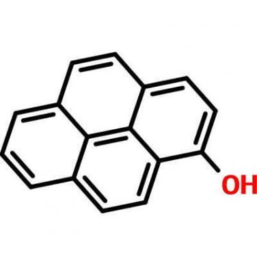 1-Hydroxypyrene,5315-79-7,C16H10O