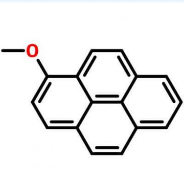 1-Methoxypyrene,34246-96-3,C17H12O