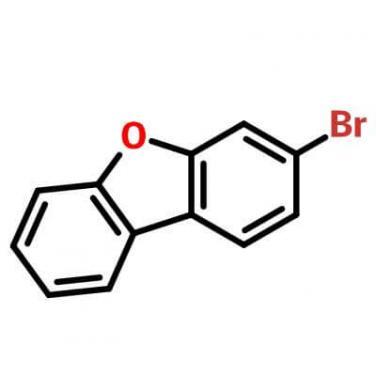 3-Bromodibenzofuran,26608-06-0,C12H7BrO