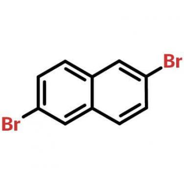 2,6-Dibromonaphthalene,13720-06-4,C10H6Br2