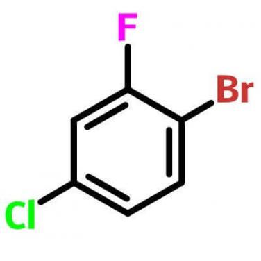 1-Bromo-4-chloro-2-fluorobenzene, [1996-29-8], C6H3BrClF