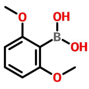 2,6-Dimethoxyphenylboronic acid,23112-96-1,C8H11BO4